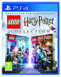 Jeu Lego Harry Potter Colection sur PS4