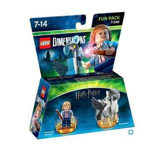 Figurine Lego Dimensions - Pack Héros Harry Potter Hermione