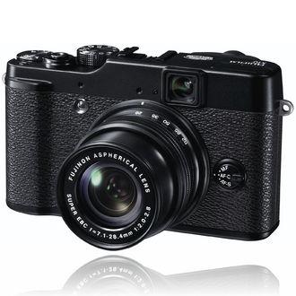 Appareil Photo Fujifilm X10 Noir
