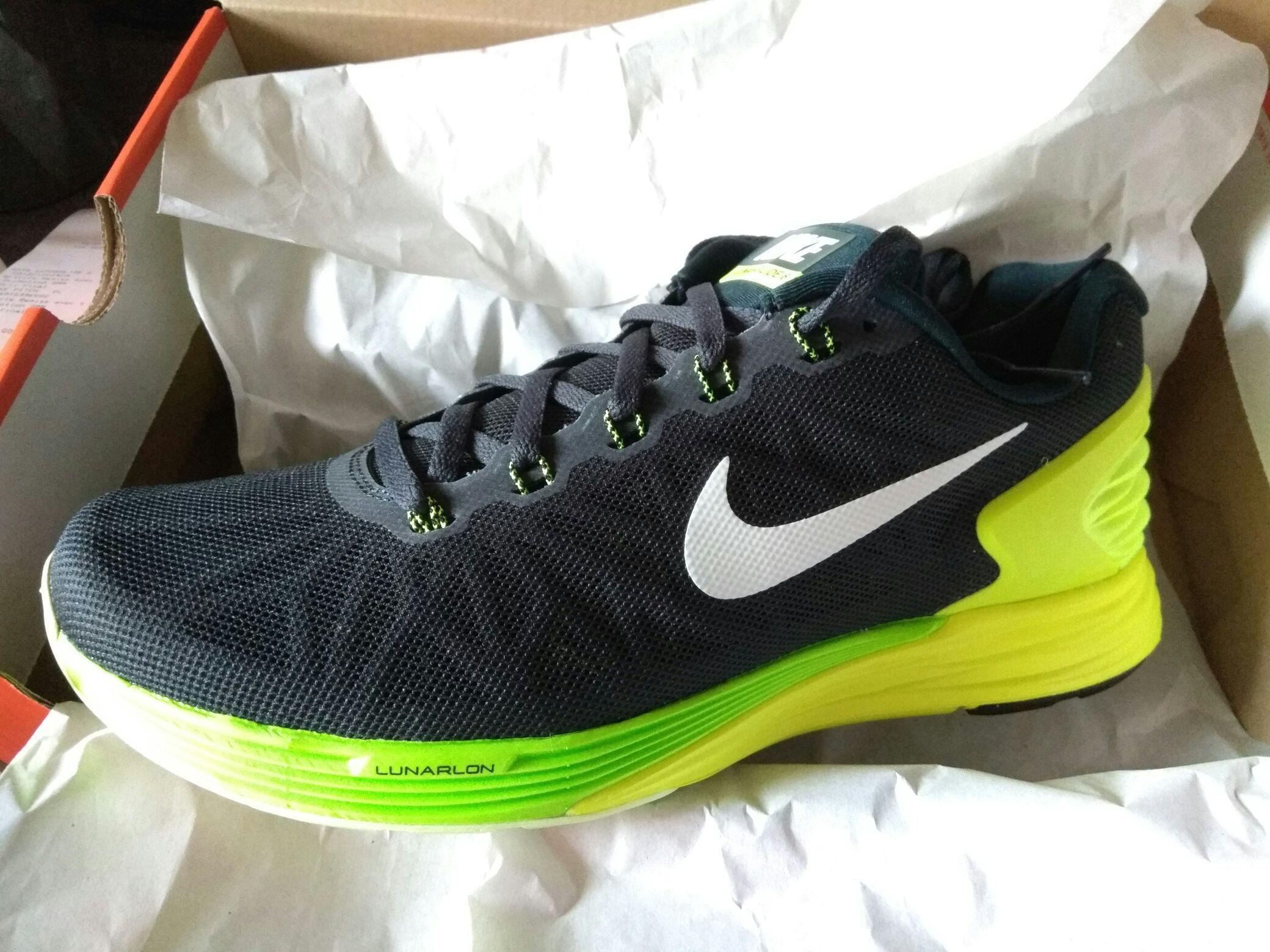 Baskets Nike Lunarglide 6