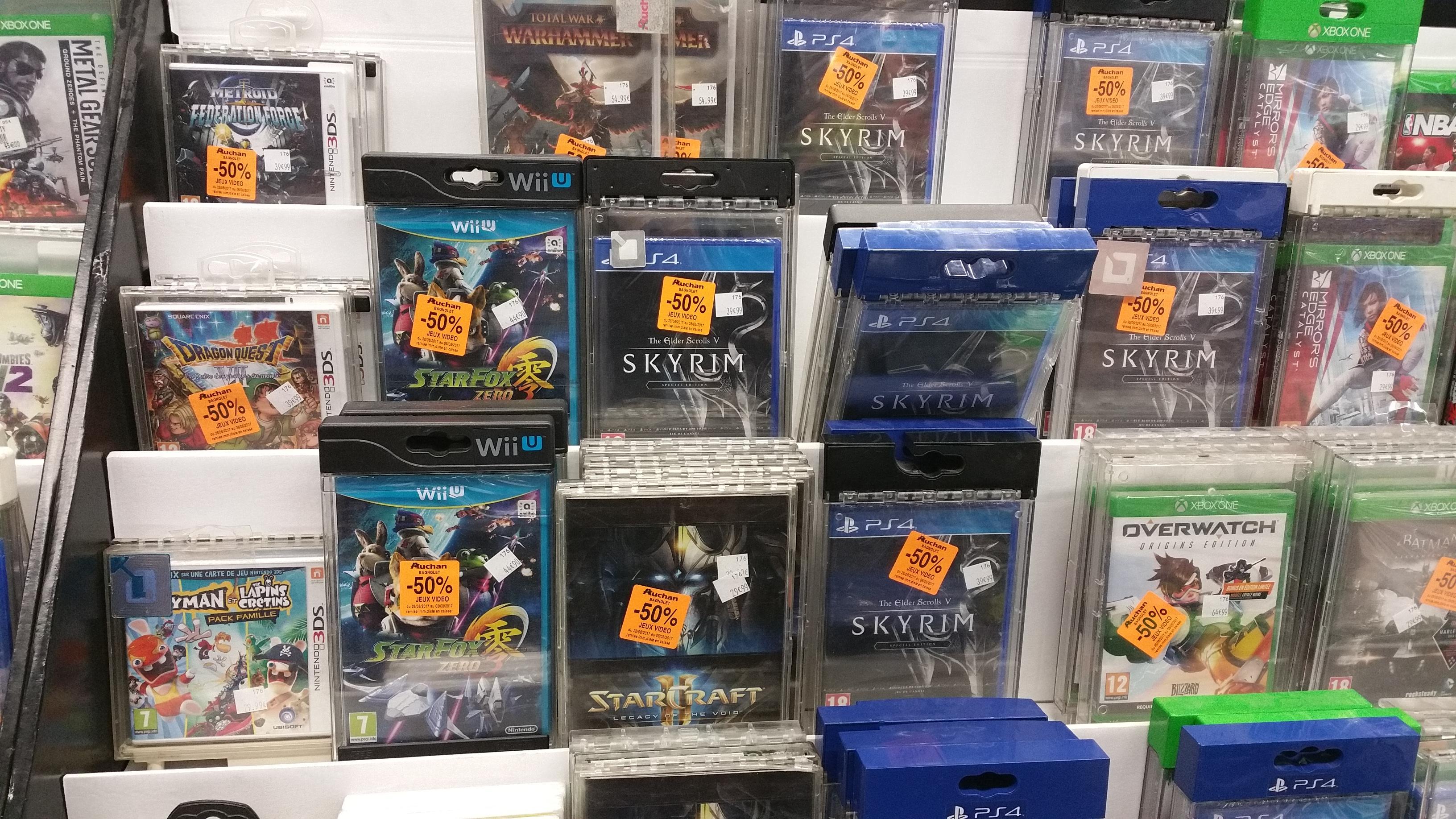 Promotion sur une sélection de jeux-vidéo - Ex: Dragon Quest VII sur 3DS
