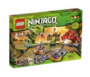 Lego  Ninjago 9456 Le Combat de Toupies