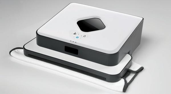 Robot laveur de sol iRobot Braava 390t