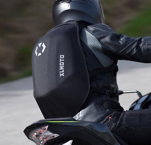 Sac à dos moto XLmoto Slipstream, Imperméable