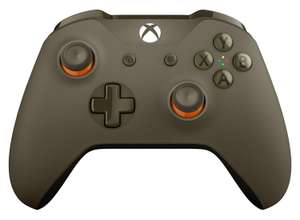 Manette Microsoft Xbox One - vert/orange