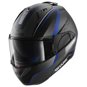 Casque moto Shark evo one - modulable
