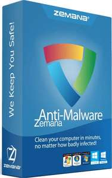 Logiciel Zemana AntiMalware Premium - Licence 1an gratuite