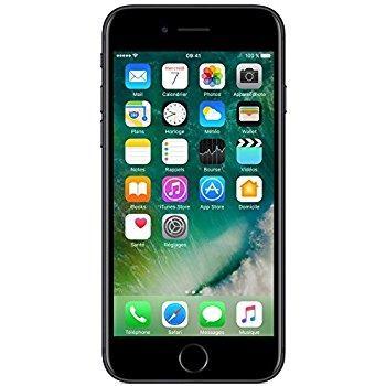 """Smartphone 4.7"""" Apple iPhone 7 - 256 Go, Noir"""