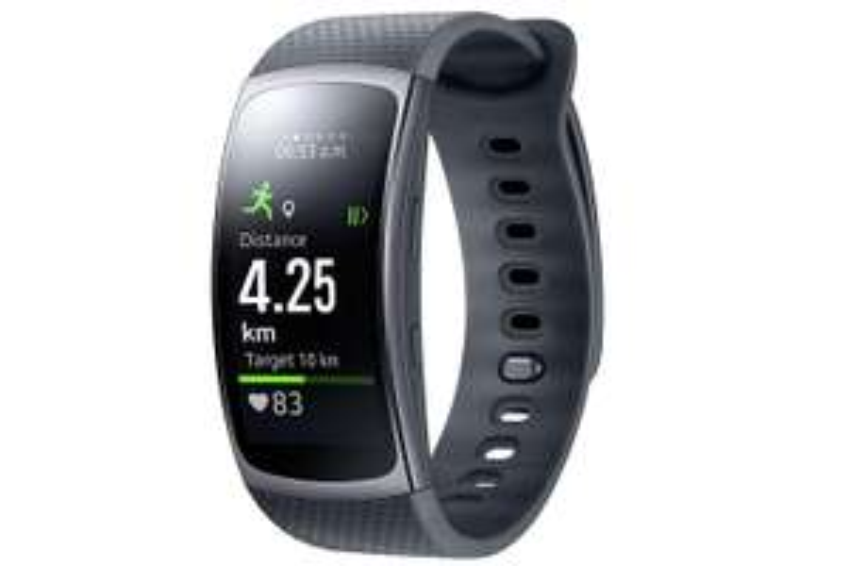 Montre connectée Samsung Gear Fit 2 - Plusieurs coloris