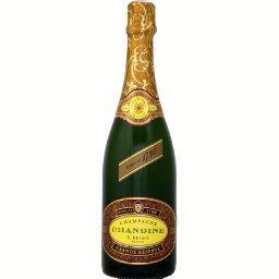 2 bouteilles de champagne Chanoine (1 + 1 gratuite)
