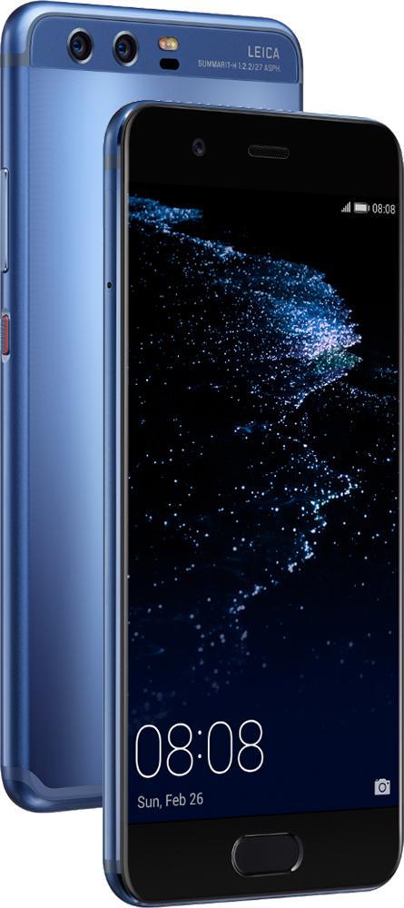 """Smartphone 5.2"""" Huawei P10 - 64Go, 4Go de Ram, bleu"""