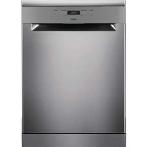 Lave-vaisselle pose libre Whirlpool OWFC3C26X -  14 couverts, A++, Inox