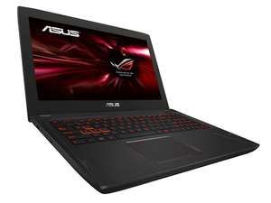 "PC Portable 15.6"" Asus FX502VM-DM107T (i5-6300HQ, Full HD, RAM 8 Go, HDD 1 To + SSD 256 Go, GTX 1060, Windows 10)"