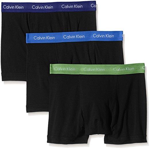Lot de 3 Boxers Homme Calvin Klein