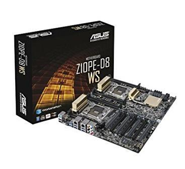 Carte Mère Asus Z10PE-D8 WS Intel C612 EEB Socket 2011-v3à