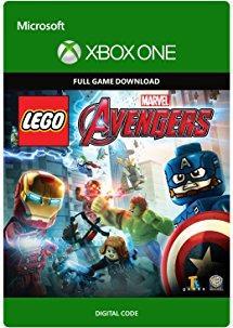 Lego Avengers sur Xbox One (Dématérialisé)