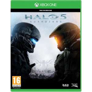 Halo 5 sur Xbox One