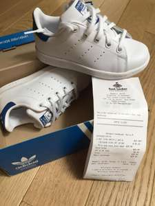 Baskets enfant Adidas Stan Smith - Junior
