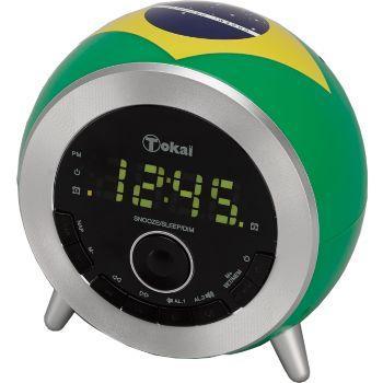 Radio-réveil Tokai Brésil FM TC-138BR