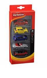 Sélection de jouets en promotion - Ex : Pack de 5 voitures majorette