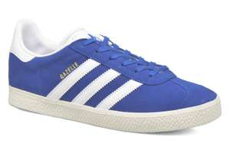 Adidas Originals Gazelle Junior, taille 36 au 38 2/3, coloris Bleu
