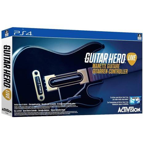 Guitare pour Guitar Hero Live sur PS4
