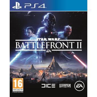 [Précommande] Star Wars Battlefront 2 sur PS4