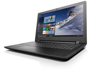 "PC Portable 15.6"" Lenovo 110-15ACL 80TJ (80TJ00A1FR) - HD, AMD E2-7110, RAM 4 Go, HDD 1 To, Windows 10"