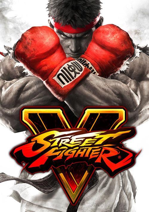 Street Fighter V sur PC (Dématérialisé - Steam)