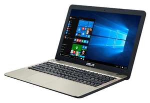 "PC portable 15,6"" Asus R540YA (AMD A8-7410, 4 Go RAM, 1 To) + Sac à dos + Souris"