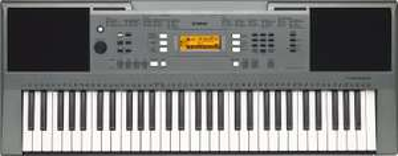 [Prime] Clavier Arrangeur Electronique Yamaha PSR-E353 - Gris