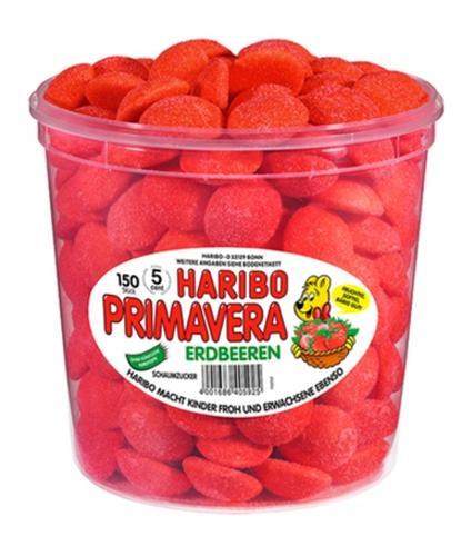 150 pièces ou 3 kgs de bonbons Haribo, plusieurs parfums au choix
