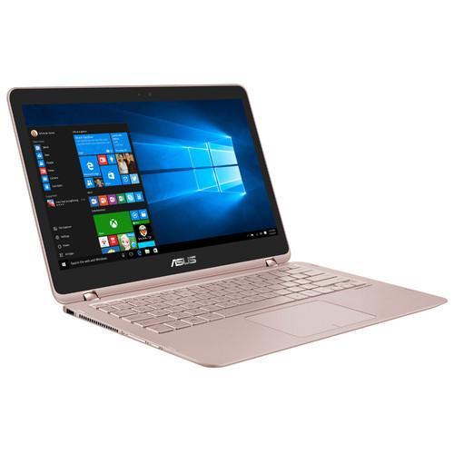 """PC Portable 13.3"""" QHD+ Asus ZenBook Flip (i7-6500U, 8 Go RAM, 512 Go SSD, 1.27Kg)"""