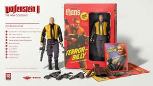 [Precommande] Wolfenstein II : The New Colossus - Edition Collector sur PS4, Xbox one ou PC