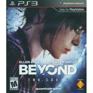 The Last of Us à 21.21€  et Beyond Two Souls (PS3)