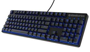 Clavier Gamer Filairemécanique SteelSeries Apex M500 Cherry MX Red