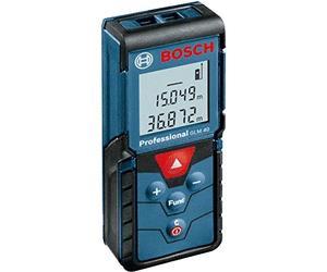 Télémètre laser Bosch GLM 40 Professional - portée 40 m (via ODR de 30€)