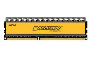 Memoire Crucial Ballistix Tactical DDR3 8Go (1x8Go) PC14900 1866MHz CL9 1.5V