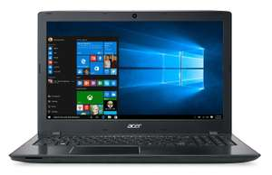 "PC Portable 15.6"" Acer Aspire E5-575G-54GY - Full HD, i5-7200U, HDD 1 To, RAM 8 Go, GTX 950M 2 Go"