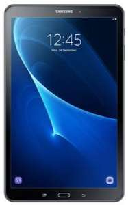 "Tablette 10.1 "" Samsung Galaxy Tab A Metallic Black - Full HD, RAM 2Go, 16Go, Android 7.0"