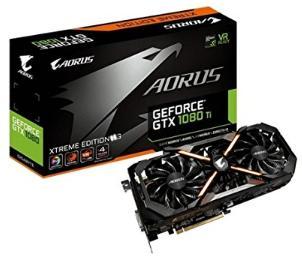 Carte Graphique Aorus GeForce GTX 1080 Ti Xtreme Edition 11G