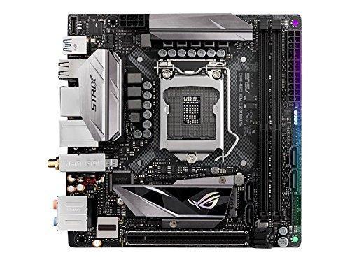 Carte Mère Asus ROG Strix ITX Z270i (avec 2 slots M.2)