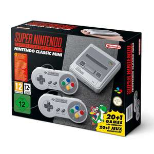 [Précommande] Console Nintendo Classic Mini - Super Nintendo Entertainment System (Super NES)