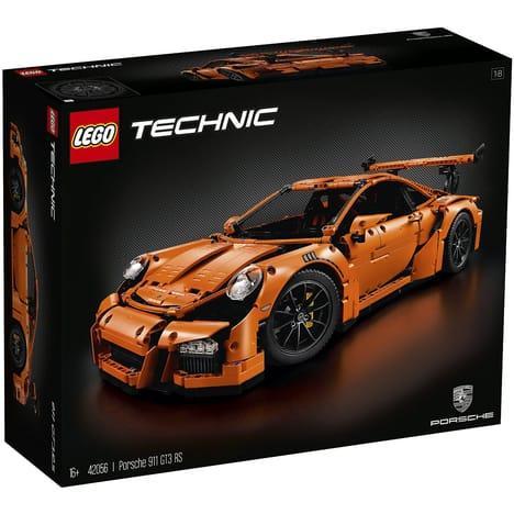 25% crédités sur la carte sur les produits Lego - Ex : Lego Technic 42056 - Porsche 911 GT3 RS (via 54.50€ sur la carte)