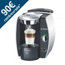 Cafeière Tassimo Bosch TAS 4211 noir/silver (Avec ODR 90€)