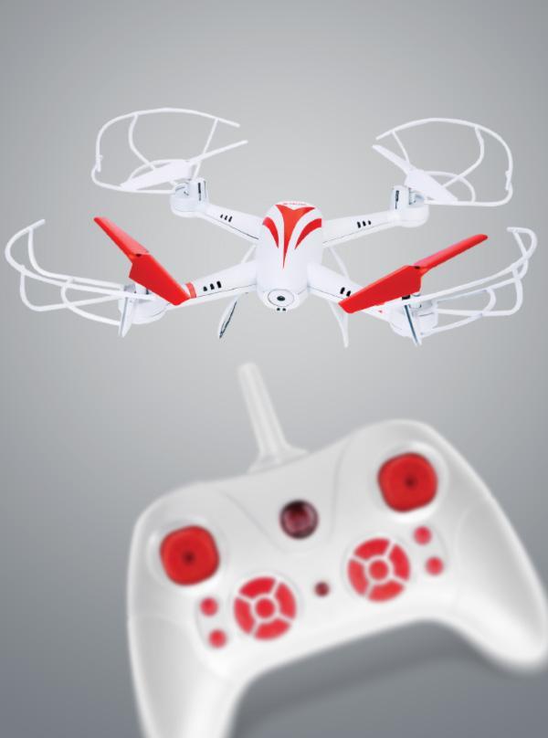 Drone quadricoptère RTF MiDrone Sky 99 HD