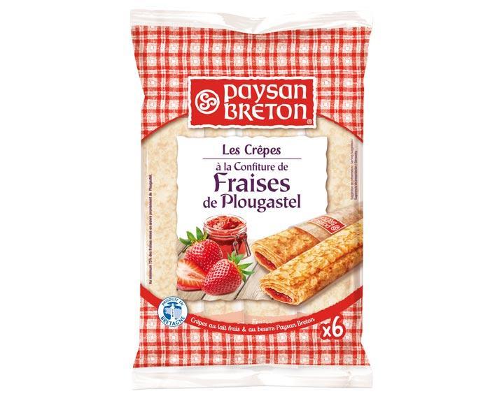 Lot de 6 paquets de 6 crêpes Paysan Breton (via Shopmium)