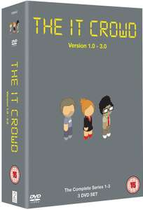 DVD : The IT Crowd - Series 1-3 (Import anglais)