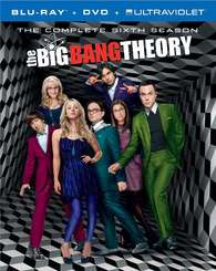 The Big Bang Theory L'intégrale de la saison six [Blu-ray]