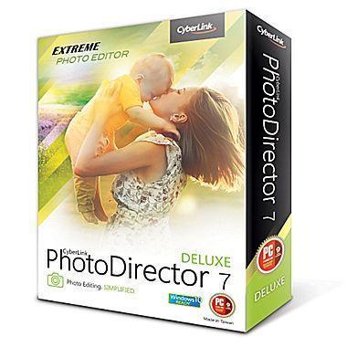 Logiciel PhotoDirector 7 Deluxe gratuit